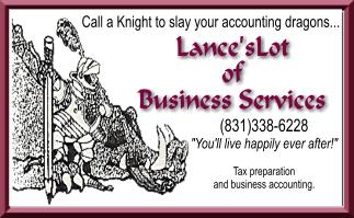 Lance'sLot Accounting Services